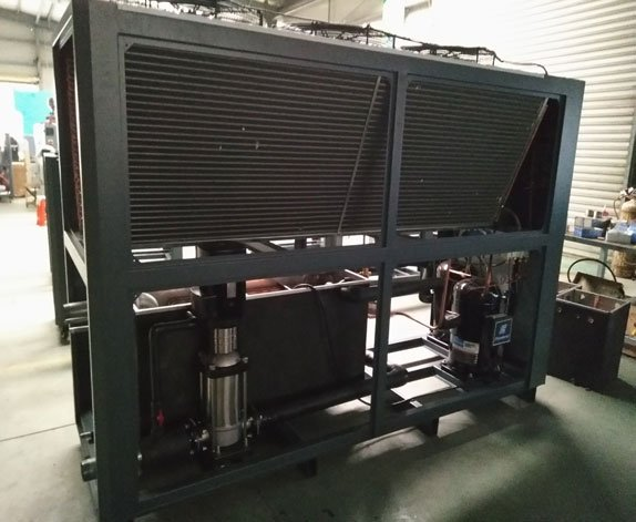 Air-cooled-chiller