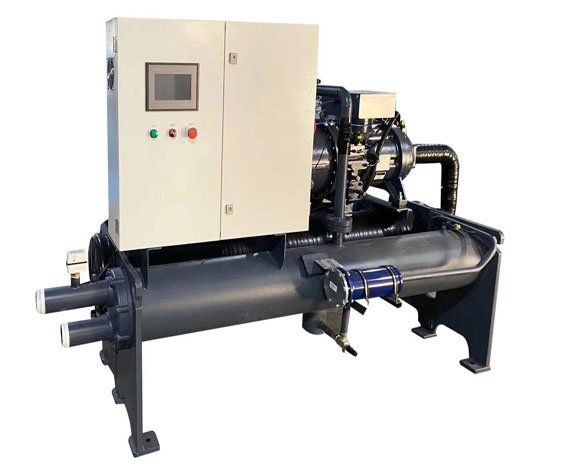 Air-cooled-screw-chiller